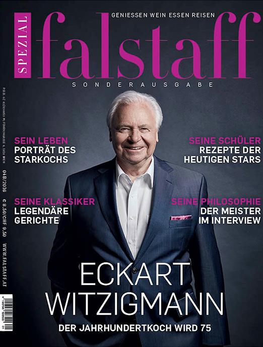 Falstaff Spezial Eckart Witzigmann