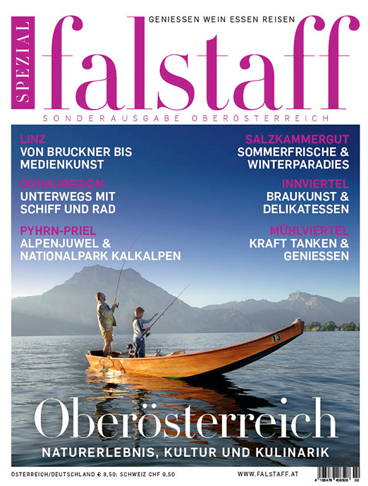 Falstaff Spezial Oberösterreich
