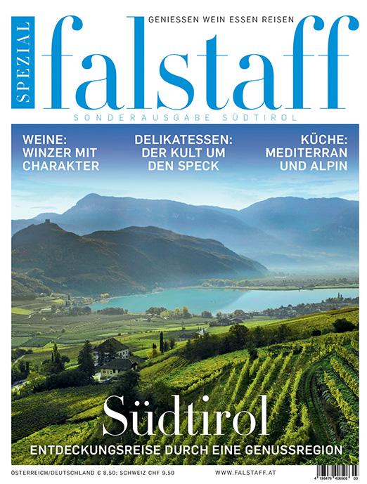 Falstaff Spezial Südtirol