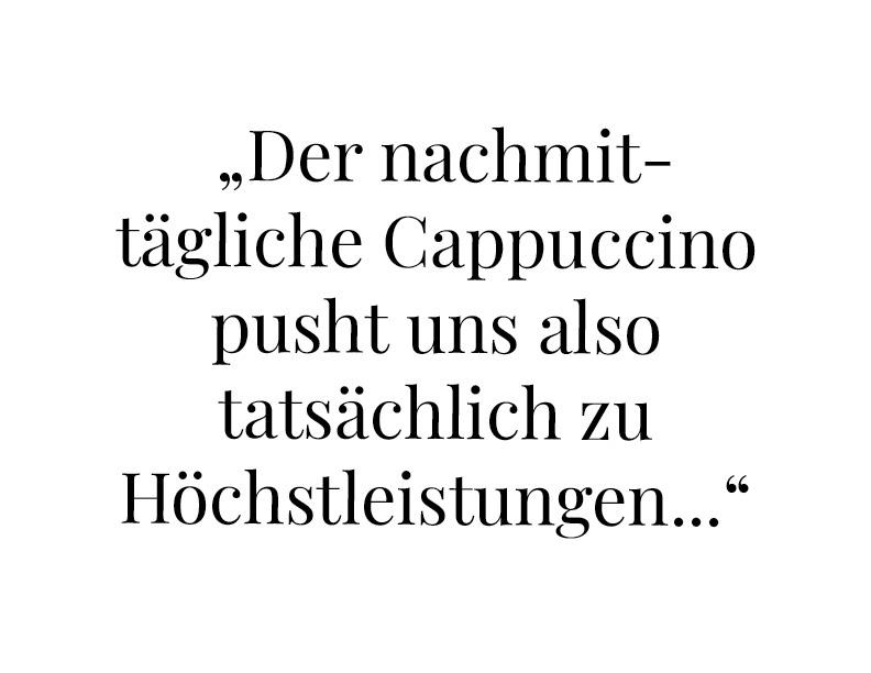 So wirkt Koffein
